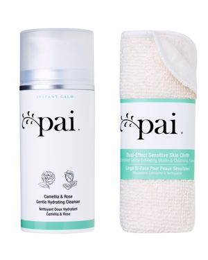 PAI SKINCARE Camellia & Rose Gentle Hydrating Cleanser, 3.4 Oz./ 100 Ml