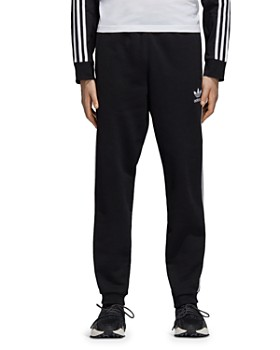 adidas Originals - Three-Stripe French Terry Sweatpants
