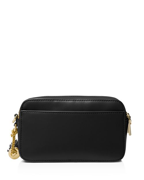 Michael Kors Small Leather Pocket Camera Bag