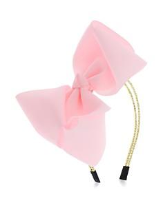 Capelli Girls' Beaded Big Bow Headband - Bloomingdale's_0