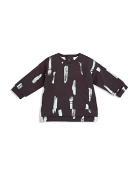 Miles Baby - Boys' Paint Stroke French Terry Shirt - Baby