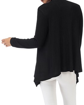 B Collection by Bobeau - Amie Waterfall Cardigan