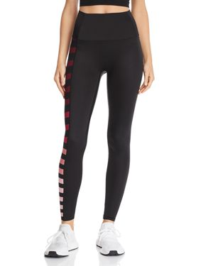 K-Deer Sideline High-Rise Ankle Leggings