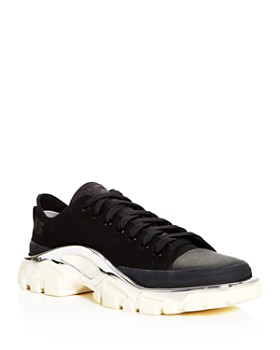Raf Simons for Adidas - Men's Detroit Runner Lace Up Sneakers