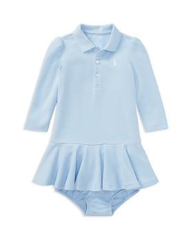 Ralph Lauren - Girls' Polo Dress & Bloomers Set - Baby