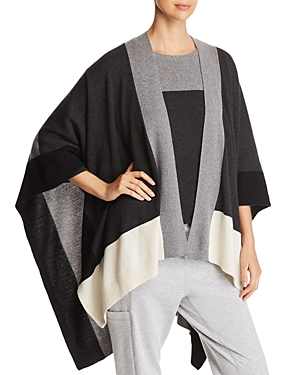 Eileen Fisher Color Block Serape