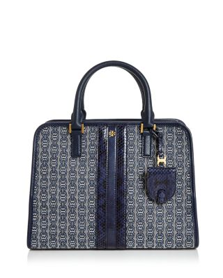 Gemini Link Jacquard Tote by Tory Burch