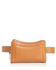 Elleme - Banane Convertible Leather Belt Bag