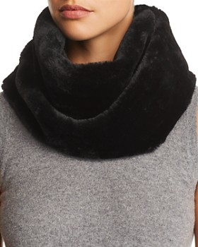 Echo - Faux Fur Infinity Scarf - 100% Exclusive