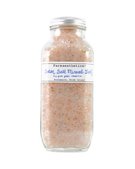 Farmaesthetics - Pink Petal Roses Solar Salt Mineral Bath