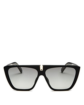 Givenchy - Women's Flat Top Square Sunglasses, 58mm