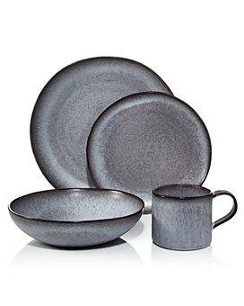 Hudson Park Collection - Hudson Park Collection Mink Dinnerware - 100% Exclusive