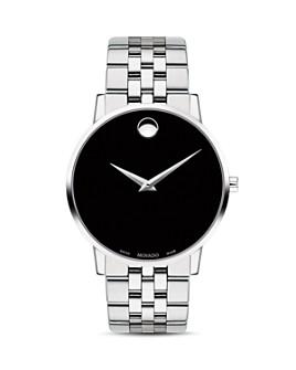 Movado - Museum Classic Stainless Steel Watch, 40mm