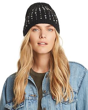 Aqua Bedazzled Hat - 100% Exclusive