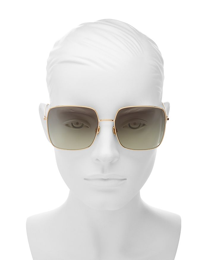 ed837382db Dior - Women s Stellaire Oversized Square Sunglasses