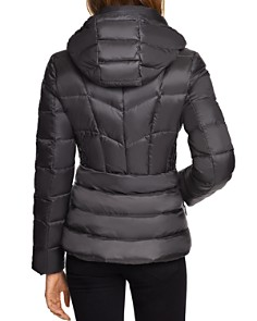 Dawn Levy - Miki Hooded Short Puffer Coat - 100% Exclusive