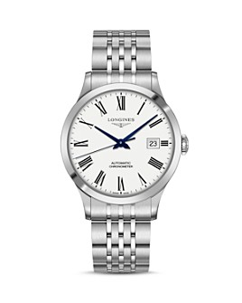 Longines - Record Watch, 40mm