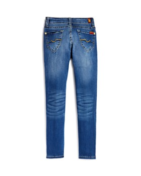 7 For All Mankind - Girls' Skinny Fit Jeans - Big Kid