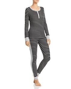 Calvin Klein - Striped Knit Pajama Set
