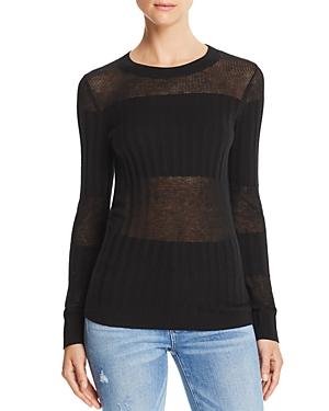 J Brand Andrea Cashmere & Silk Sweater