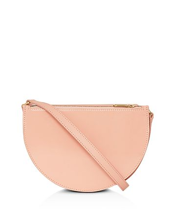 Burberry - The Small Patent Leather D Shoulder Bag