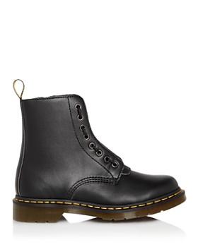 Dr. Martens - Women's Pascal Double Zip Combat Boots