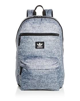 de1563d445f Adidas - Adidas Originals National Heathered Backpack ...