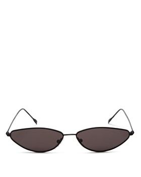 Illesteva - Nimbin Slim Cat Eye Sunglasses, 50mm