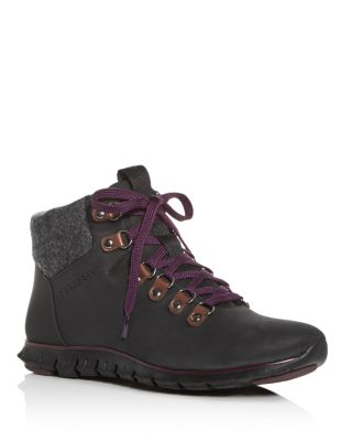 Women's Zerogrand Waterproof Hiker Booties by Cole Haan