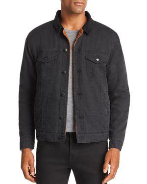 Banks Dash Corduroy-Collar Jacket