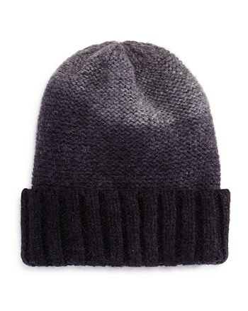 The Men's Store at Bloomingdale's - Ombré Knit Hat - 100% Exclusive
