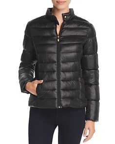 Via Spiga - Short Packable Puffer Coat
