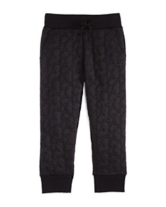 Sovereign Code - Girls' Alice Star-Pattern Jogger Pants - Little Kid