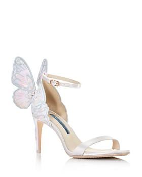 Sophia Webster - Women's Chiara 85 Embellished Butterfly High-Heel Sandals