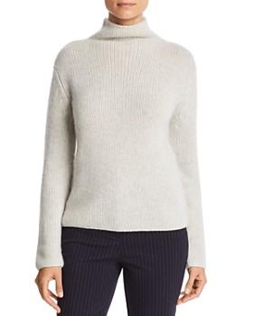 422fe2dd97 Majestic Filatures - Cashmere Mock-Neck Sweater ...