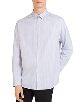 The Kooples - Brera Luxe Regular Fit Button-Down Shirt