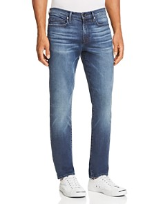 FRAME - L'Homme Slim Fit Jeans in Cabrillo