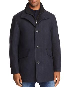 BOSS - Coxtan Herringbone Wool Coat - 100% Exclusive