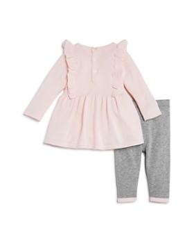 Bloomie's - Girls' Ruffled Sweater Tunic & Knit Leggings Set, Baby - 100% Exclusive