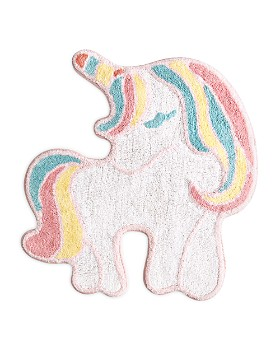 Caro Home - Unicorn Kids Bath Rug - 100% Exclusive