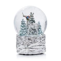Bloomingdale's Winter Musical Snowglobe - 100% Exclusive_0