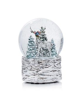 Bloomingdale's - Winter Musical Snowglobe - 100% Exclusive
