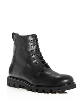 Vince - Men's Commander Leather Boots