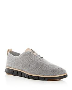 Cole Haan - Men's ZeroGrand Stitchlite Knit Plain Toe Oxfords