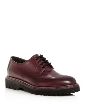 Paul Smith Men's Rod Leather Plain Toe Oxfords