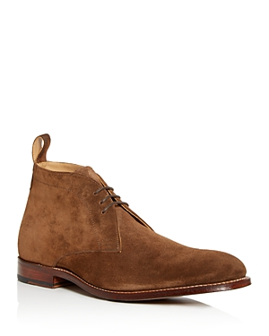 Grenson Men's Marcus Suede Chukka Boots