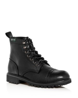 EASTLAND EDITION Eastland 1955 Edition Men'S Ethan 1955 Leather Toe Cap Boots in Black
