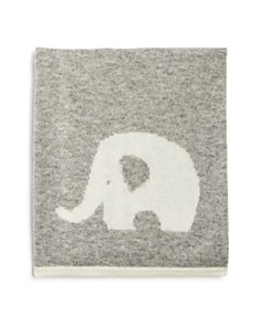 Bloomie's - Infant Boys' Cashmere Elephant Blanket - 100% Exclusive