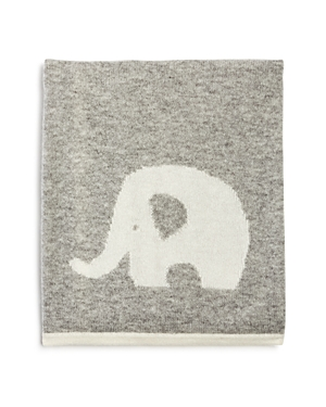 Bloomie's Unisex Cashmere Elephant Blanket, Baby - 100% Exclusive
