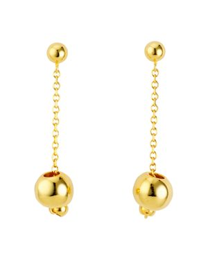 Uno de 50 In Love Linear Drop Earrings